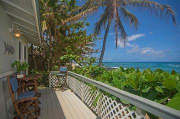Seashell House or The Cabana at Hawaii Beach Homes
